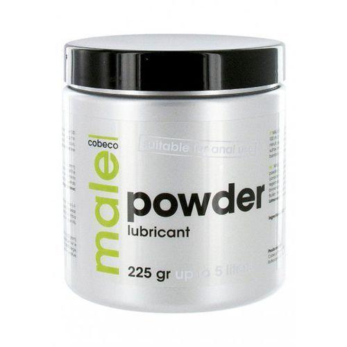 Cobeco pharma Cobeco male powder lubricant preparat na bazie proszku do nawilżania 225g
