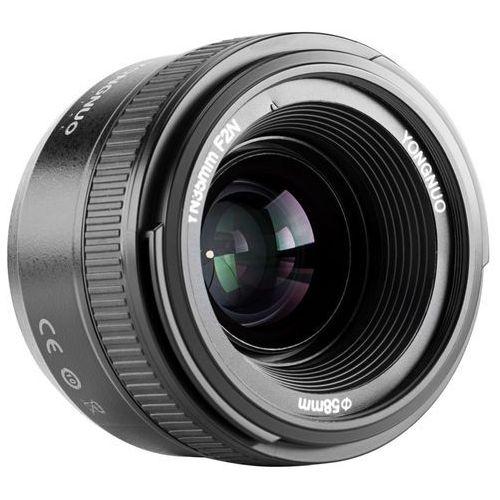 Yongnuo YN 35 mm f/2.0 N (mocowanie Nikon F), YN 35mm 2.0 N