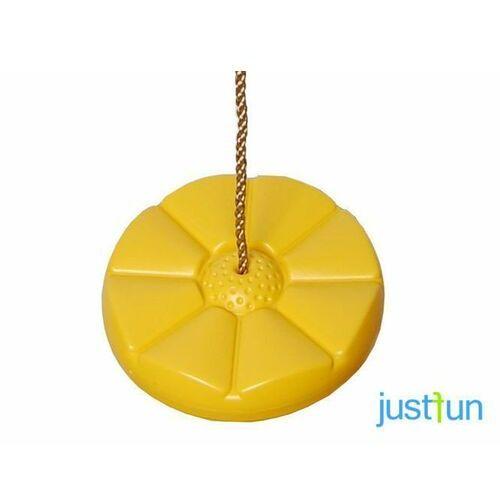 Just fun Huśtawka kwiatek - żółty