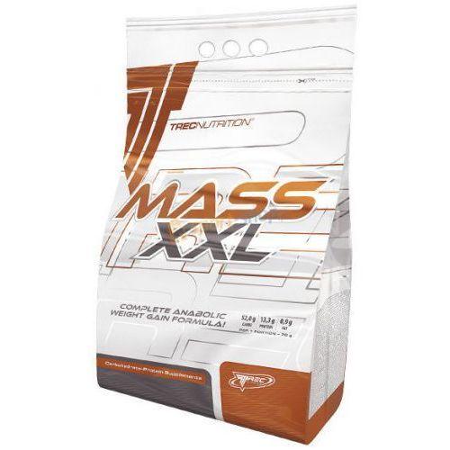 mass xxl - 1000g - strawberry marki Trec