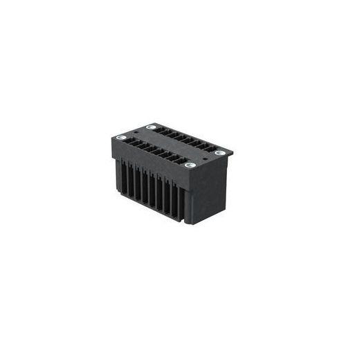 Obudowa męska na PCB Weidmüller 1031640000, Ilośc pinów 30, Raster: 3.81 mm, 20 szt., SCD-THR 3.81/30/180F 3.2SN BK BX