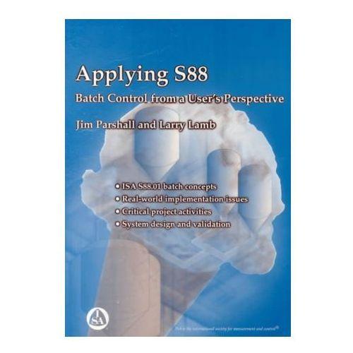 Applying S88 (9781556177033)