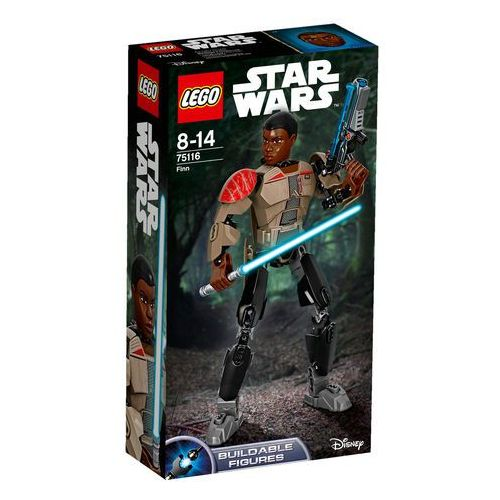 75116 FINN KLOCKI LEGO STAR WARS