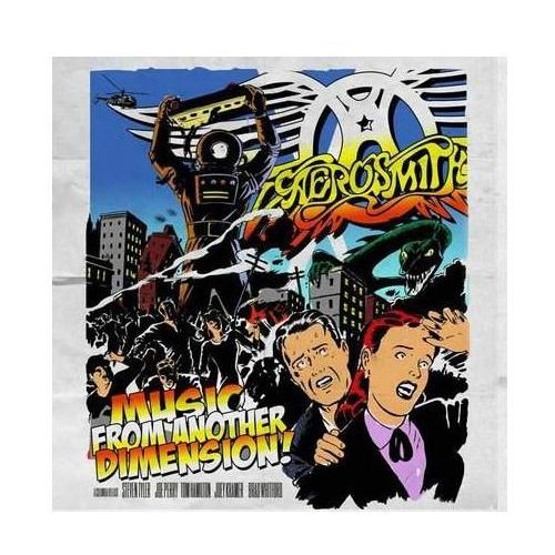 Sony music entertainment Music from another dimension! - aerosmith (płyta cd) (0887254428121)