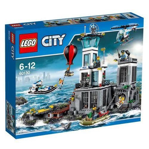 Lego CITY Więzienna wyspa (prison island) 60130