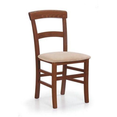 Tapo krzesło /tkanina/ czereśnia ant. / tap: sofia25 marki Halmar