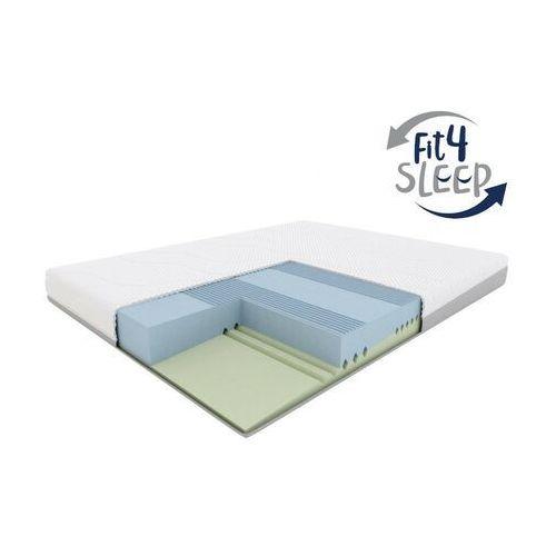 Fit.4.sleep h2/h3 – materac piankowy, rozmiar - 80x190 wyprzedaż, wysyłka gratis, 603-671-572
