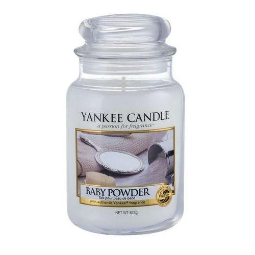 Świeca yankee słoik duży baby powder - ysdbp marki Yankee home