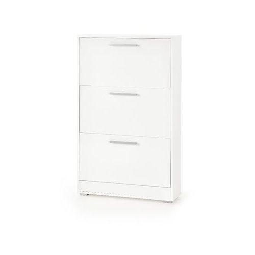 Puno szafka na buty biała wysoki połysk marki Style furniture