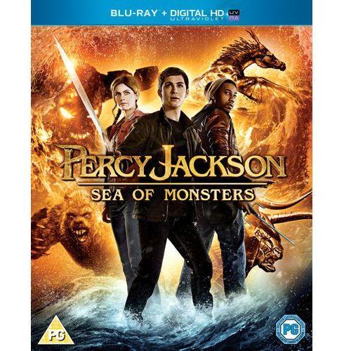 Percy jackson: sea of monsters (includes ultraviolet copy) wyprodukowany przez 20th century fox