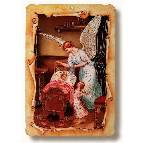 Anioł stróż - wzór 7