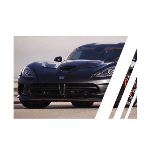 Jazda Dodge Viper GTS - Kamień Śląski \ 3 okrążenia