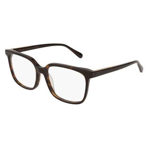 Stella mccartney Okulary korekcyjne sc0095o 007