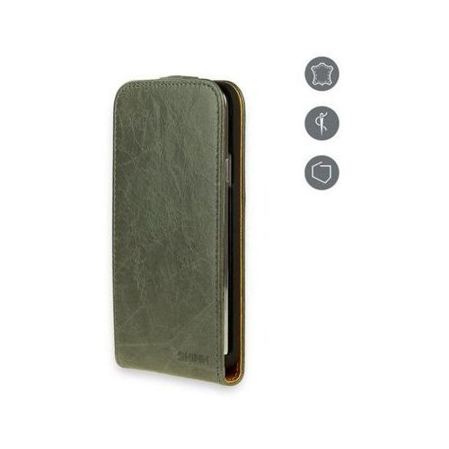 Etui SKINK Flap Card do Samsung Galaxy S6 Szary