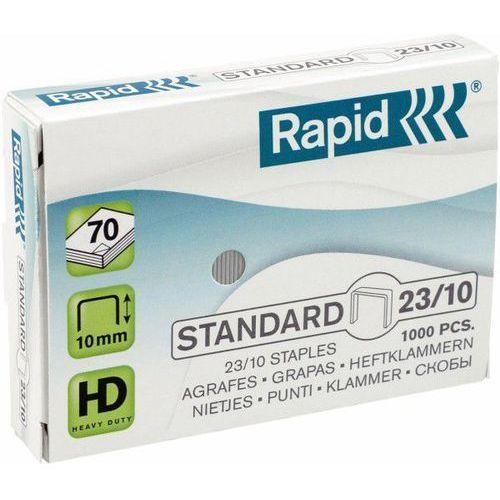 Zszywki RAPID STANDARD 23/10 1000 szt. - X08276, NB-4169