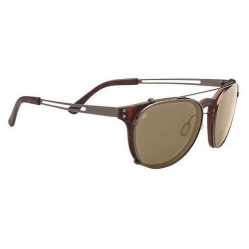 Okulary słoneczne  palmiro with clip-on polarized 8054 marki Serengeti