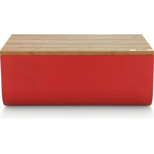 Pojemnik na pieczywo mattina czerwony marki Alessi