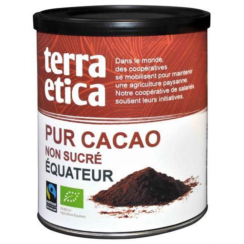 Cafe michel Kakao fair trade bio 6 x 200g- terra etica -