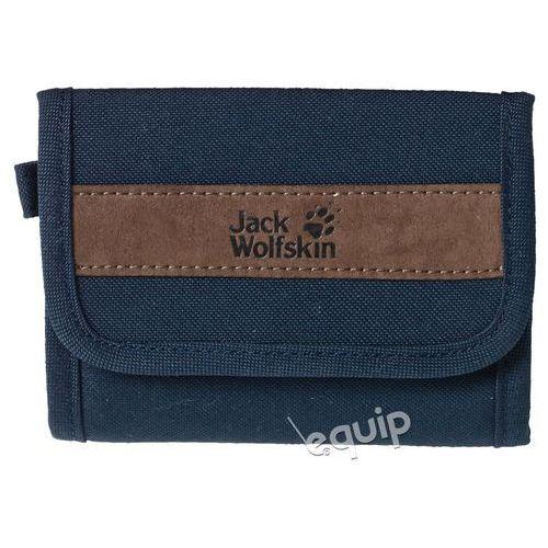 Portfel podróżny embankment - night blue marki Jack wolfskin