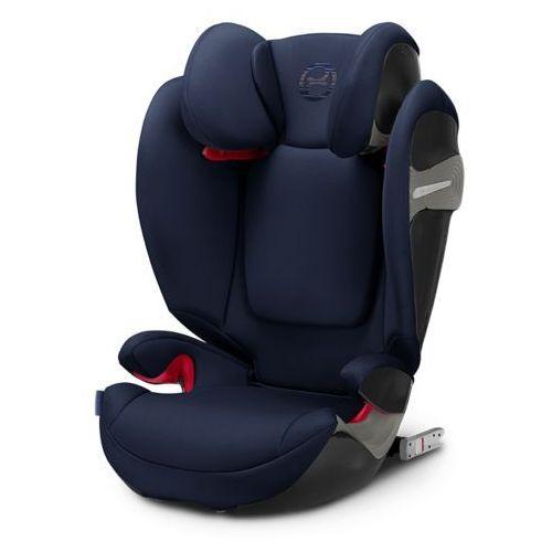 Cybex fotelik 15-36kg solution s-fix denim blue