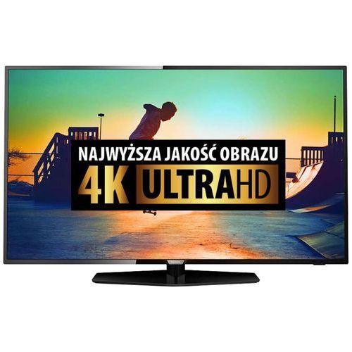 TV LED Philips 55PUS6162. Najniższe ceny, najlepsze promocje w sklepach, opinie.