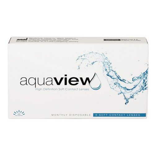 AquaView Monthly 6 szt.