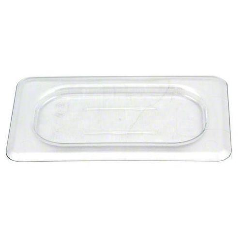 Cambro Pokrywa płaska do pojemnika gn 1/9, przeźroczysta | , camwear