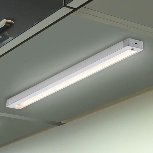 Paul Neuhaus HELENA Oświetlenie podszafkowe LED Aluminium, 1-punktowy - Nowoczesny - Obszar wewnętrzny - HELENA - Czas dostawy: od 2-4 dni roboczych