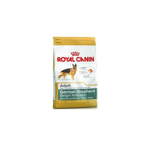 german shepherd 24 adult  (3 kg) marki Royal canin