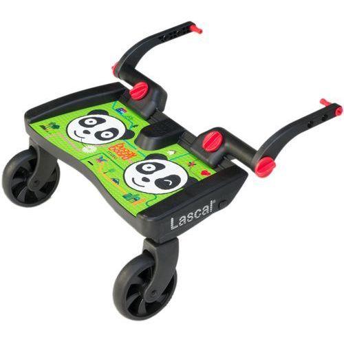 Lascal Dostawka do wózka Buggy Board Panda, kolor zielony (7330863027610)