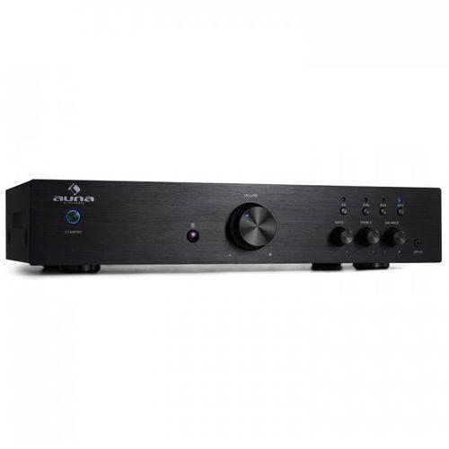 Auna av2-cd508 wzmacniacz hifi stereo 600w stal szlachetna (4260236115091)