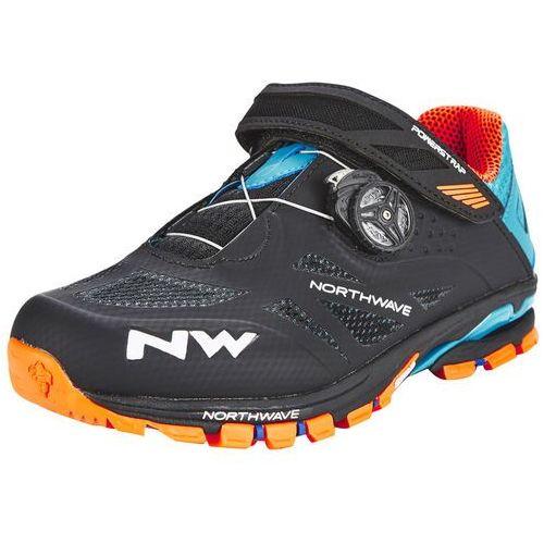 spider plus 2 buty mężczyźni pomarańczowy/czarny 37 2018 buty mtb zatrzaskowe marki Northwave