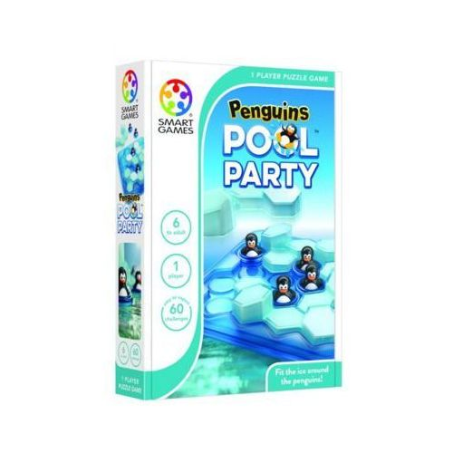 Smart games, pingwiny - zabawa w basenie marki Artyzan