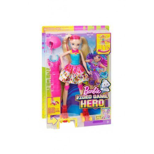 Lalka Barbie w Świecie Gier 3Y35JU