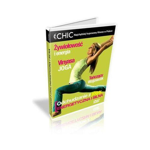 Mayfly Odchudzanie z jogą: energetyczna i silna / gwarancja 24m