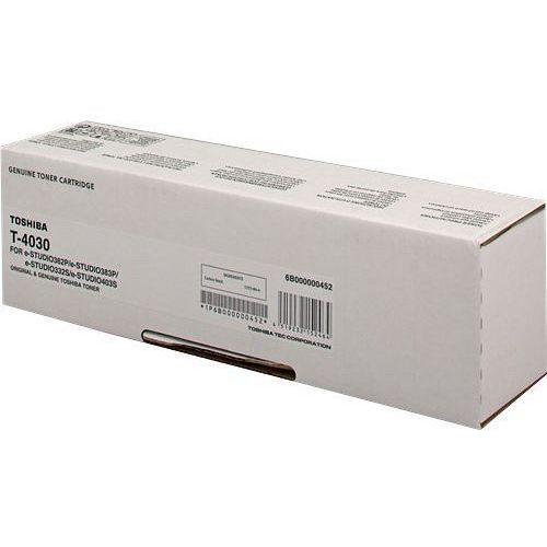 Toshiba Toner t-4030 black do kopiarek (oryginalny) [12k] (4519232152464)