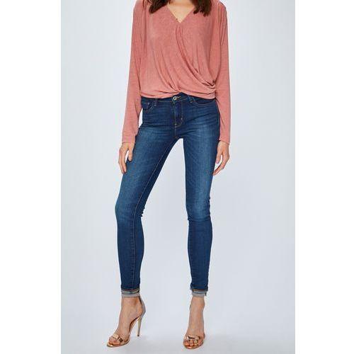 - jeansy 710 marki Levi's