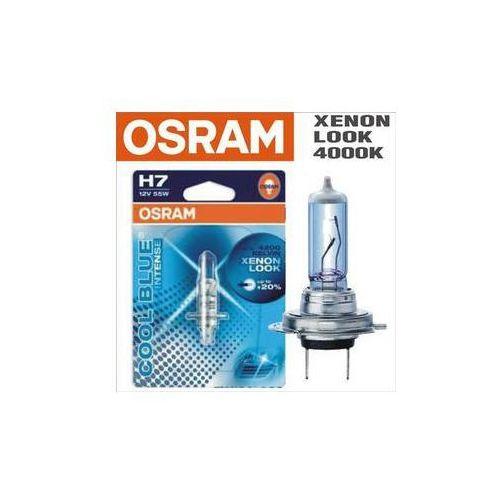 Żarówka samochodowa 12v h7 55w px26d 1 szt cool blue xenon effect 4200k marki Osram