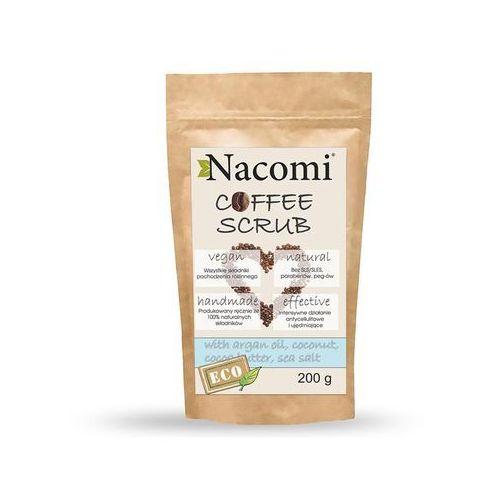 Peeling do ciała suchy - kawa, 200g - NACOMI