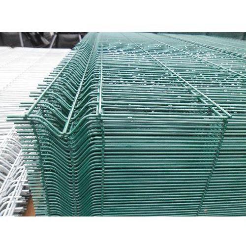 Panel ogrodzeniowy zielony Fi4 1530x2500 mm