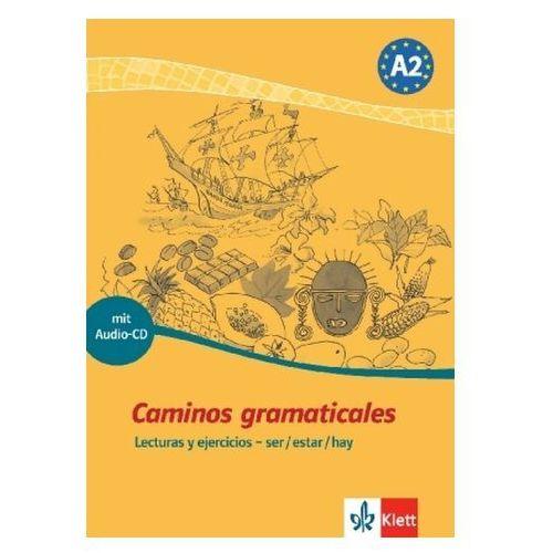 Caminos gramaticales A2, m. Audio-CD