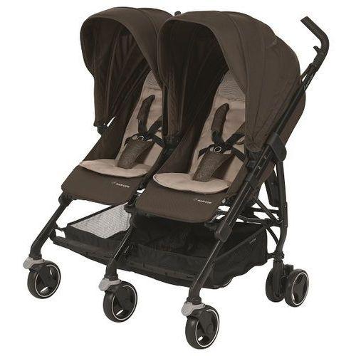 Maxi cosi wózek podwójny dana for2 nomad brown (3220660284146)