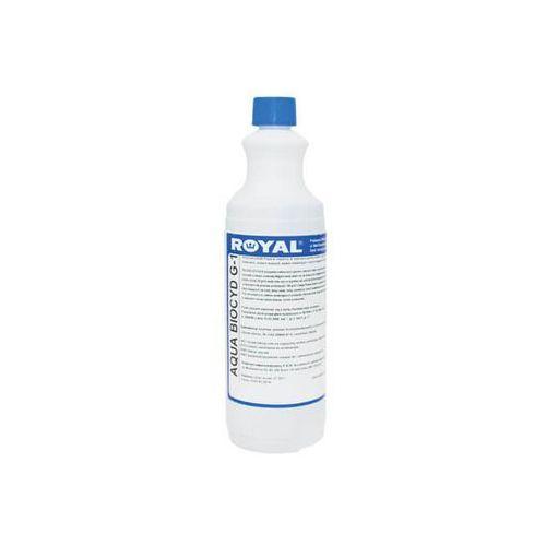Maxczysto Royal aqua biocyd g-1 koncentrat do zwalczania glonów w basenach