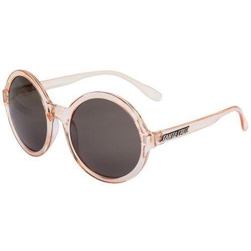 Santa cruz Okulary słoneczne - crystal sunglasses blush crystal (blush crystal)