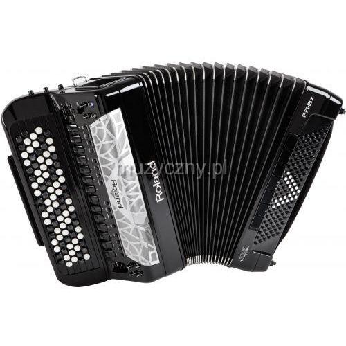 fr 8 xb black akordeon cyfrowy, guzikowy, marki Roland