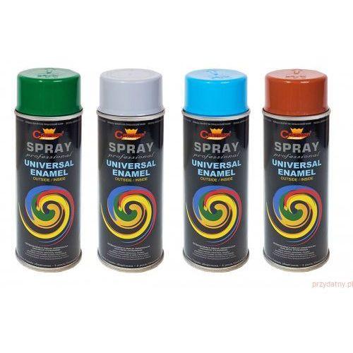 Farba Champion Spray, Lakier, Emalia 400ml Paleta Kolorów