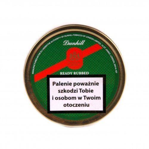 Tytoń fajkowy Dunhill Ready Rubbed 50g, 13973