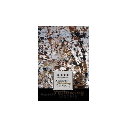 Aspects Yellowing Darkly. Ethics, Intuitions, and the European High Modernist Poetry of Suffering and Passage (9788323329800)