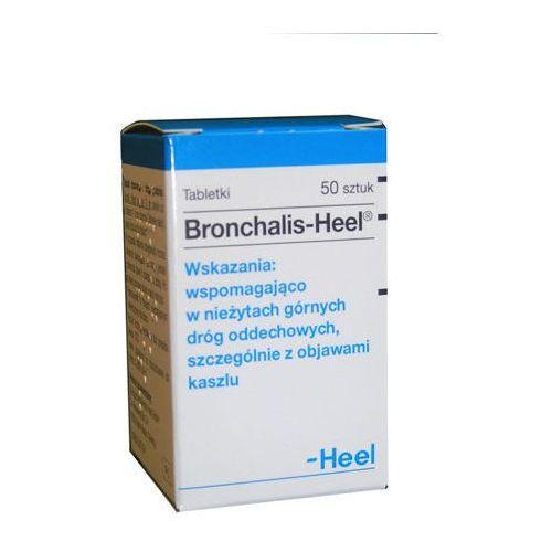 Bronchalis-heel x 50 tabletek marki Heel gmbh