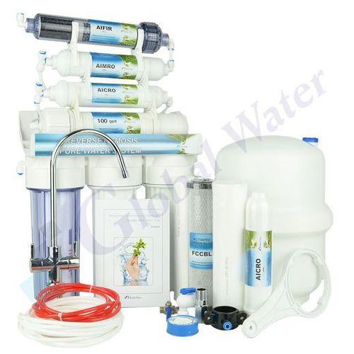 Filtr do wody odwrócona osmoza ro7 marki Global water